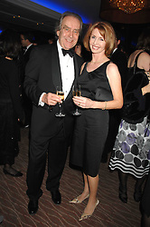 GERALD SCARFE and his wife actress JANE ASHER at the 2007 Costa Book Awards held at The Intercontinental Hotel, One Hamilton Place, London W1 on 22nd January 2008.<br />