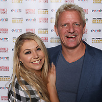 hooked on events Jeff Jarrett Cardiff