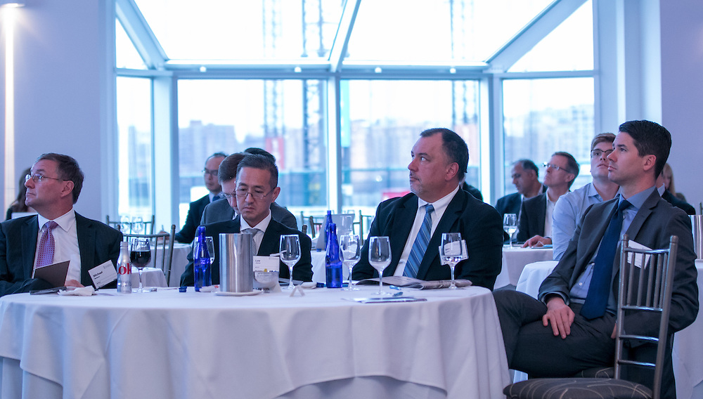 Institutional Investor's 2016 iiFintech Symposium on December 1, 2016. (Photo: www.JeffreyHolmes.com)