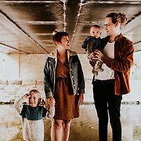 Park Life ~ Kathryn, Matt, Hugo & Abel's Saltaire, Shipley Family Portrait Shoot