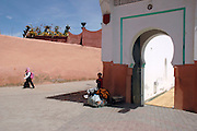 Morocco, Marrakech,