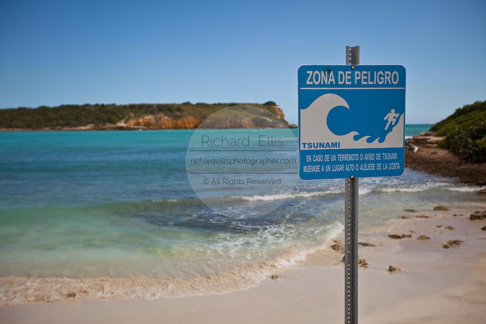 La Playuela beach at Cabo Rojo wildlife preserve Puerto Rico