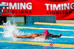 "Tolunay Akcay of Switzerland during 43rd International Swimming meeting ""Telekom 2019"", on July 13, 2019 in Radovljica, Slovenia. Photo by Matic Klansek Velej / Sportida"