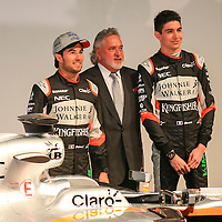 2017 - Force India F1