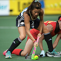 DEN HAAG - Rabobank Hockey World Cup<br /> 30 Argentina - China<br /> Foto: Gisele Juarez.<br /> COPYRIGHT FRANK UIJLENBROEK FFU PRESS AGENCY