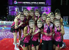 Auckland - Fast5 Netball World Series