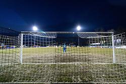 View on the stadium at the beginning of second half during football match between NŠ Mura and NK Domžale in 21st Round of Prva liga Telekom Slovenije 2018/19, on March 02, 2019 in Fazanerija, Murska Sobota, Slovenia. Photo by Blaž Weindorfer / Sportida