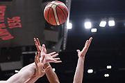 mani<br /> EA7 Emporio Armani Olimpia Milano - Germani Leonessa Basket Brescia<br /> Playoff - Semifinale - Gara 1<br /> LegaBasket Serie A 2017/2018<br /> Milano, 24/05/2018<br /> Foto M.Ceretti / Ciamillo-Castoria