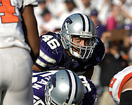 at Bill Snyder Family Stadium in Manhattan, Kansas, October 7, 2006.  The Wildcats beat the Cowboys 31-27.<br />