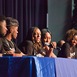 BET's Rap It Up at Charlotte Amalie High School