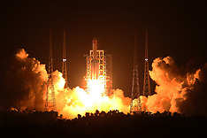 China: Long March-5 carrier rocket  successfully launched, 3 Nov. 2016