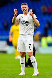 Johann Gudmundsson of Burnley after the final whistle of the match  - Mandatory by-line: Ryan Hiscott/JMP - 30/09/2018 -  FOOTBALL - Cardiff City Stadium - Cardiff, Wales -  Cardiff City v Burnley - Premier League