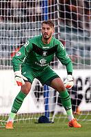 Birmingham City goalkeeper Adam Legzdins