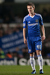 23.11.2010, Stamford Bridge, London, ENG, UEFA CL, Chelsea FC vs MSK Zilina, im Bild Chelsea's midfielder Josh McEachran during the UEFA Champions League group stage match between Chelsea FC from England and MSK Zilina from Slovakia, played at Stamford Bridge Chelsea London UK, EXPA Pictures © 2010, PhotoCredit: EXPA/ M. Gunn