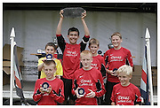 Wendover FC Football Tournament Sun 4-6-2006.Photos with trophy.