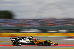 July 14, 2017 - Silverstone, Great Britain - Motorsports: FIA Formula One World Championship 2017, Grand Prix of Great Britain, .#27 Nico Hulkenberg (GER, Renault Sport F1 Team) (Credit Image: © Hoch Zwei via ZUMA Wire)