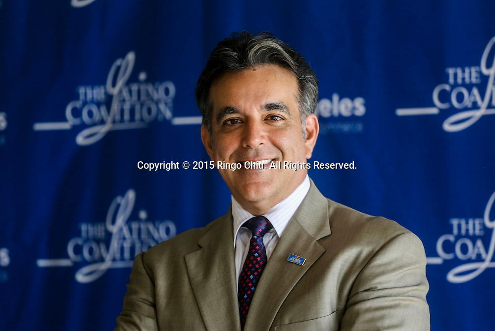 Hector Barreto, former Administrator of the U.S. Small Business Administration under President George W. Bush; chair of the Latino Coalition.