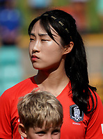 International Women's Friendly Matchs 2019 / <br /> Cup of Nations Tournament 2019 - <br /> Argentina vs South Korea 0-5 ( Leichhardt Oval Stadium - Sidney,Australia ) - <br /> Lee Young-Ju of South Korea