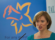 Repro Free: 22/08/2012 Eilísh Hardiman, CEO Tallaght Hospital, pictured as the Irish Cancer Society officially launch its Daffodil Centre at Tallaght Hospital, Dublin. The Daffodil Centre, which is run by Irish Cancer Society specialist cancer nurses and trained volunteers, is an information service on-site in the hospital, where people affected by or concerned about cancer can receive information and support. Pic Andres Poveda