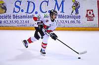 Cedric DI DIO BALSAMO  - 06.01.2015 - Hockey sur glace - Rouen / Briancon - 1/2Finale Coupe de France-<br /> Photo : Dave Winter / Icon Sport