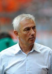 05-06-2010 VOETBAL: NEDERLAND - HONGARIJE: AMSTERDAM<br /> Nederland wint met 6-1 van Hongarije / Bert van Marwijk<br /> ©2010-WWW.FOTOHOOGENDOORN.NL