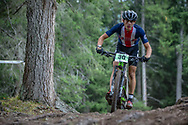 Scott Funston (USA) at the 2018 UCI MTB World Championships - Lenzerheide, Switzerland