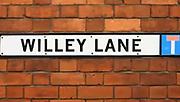 Rudest Place Names In Britain<br /> Nottingham<br /> ©Exclusivepix Media