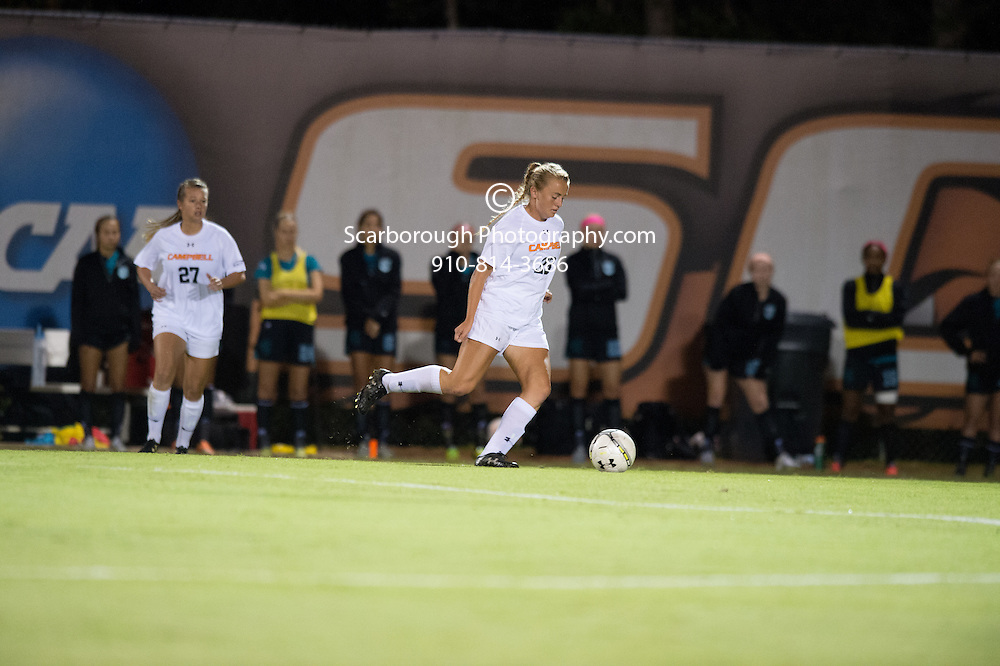 2015 Campbell University Women Soccer vs CCU