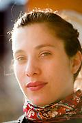 Andrea García-Huidobro, Actriz Chilena. Santiago de Chile. 19-08-16 (©Alvaro de la Fuente/Triple.cl)