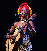 Fatoumata Diawara Barbican London 23rd November 2012