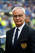 Claudio Ranieri coach of Nantes during the French Championship Ligue 1 football match between Olympique Lyonnais and FC Nantes on April 28, 2018 at Groupama Stadium in Décines-Charpieu near Lyon, France - Photo Romain Biard / Isports / ProSportsImages / DPPI