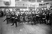 Young Scientists Exhibition.1969..01/01/1969.1st January 1969..The Aer Lingus Young Scientist Exhibition 1969 at the RDS..Crowd at the exhibition. .