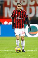 Ricardo Rodriguez  - Milan - Tim Cup - Ottavi di Finale - Milan-Verona