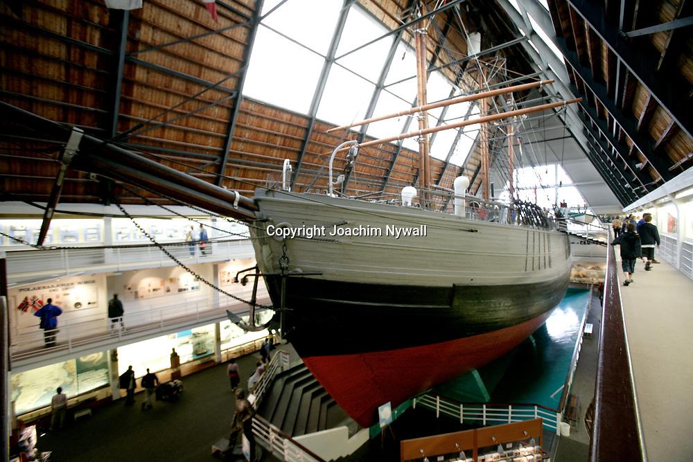 Oslo Norge 2006 07<br /> Marin museet i Oslo<br /> <br /> <br /> ----<br /> FOTO : JOACHIM NYWALL KOD 0708840825_1<br /> COPYRIGHT JOACHIM NYWALL<br /> <br /> ***BETALBILD***<br /> Redovisas till <br /> NYWALL MEDIA AB<br /> Strandgatan 30<br /> 461 31 Trollh&auml;ttan<br /> Prislista enl BLF , om inget annat avtalas.