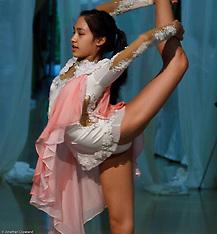 Ballet in Bangkok, Thailand