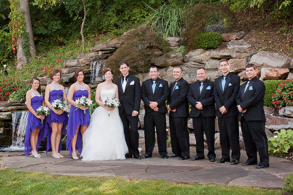 Heather + Justin Wedding Photos