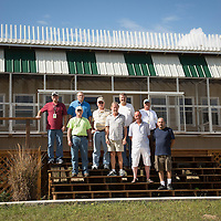 John Marles racing pigeon loft in Spring Hill, Fl., on Friday, November 22, 2013. Photo by David Stephenson