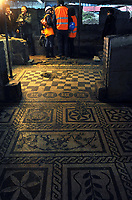 RITROVAMENTO ARCHEOLOGICO VILLA ROMANA DOMUS DEL COMANDANTE