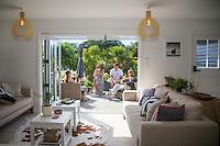 coromandel peninsula stylish kiwi batch accommodation ferry landing whitianga felicity jean photography