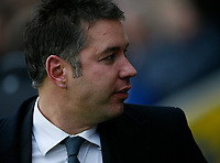 Photo: Steve Bond/Richard Lane Photography. Leicester City v Peterborough United. Coca-Cola Football League One. 20/12/2008. Peterborough manager Darren Ferguson