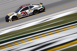 July 13, 2018 - Sparta, Kentucky, United States of America - Ryan Newman (31) brings his race car down the front stretch during practice for the Quaker State 400 at Kentucky Speedway in Sparta, Kentucky. (Credit Image: © Chris Owens Asp Inc/ASP via ZUMA Wire)
