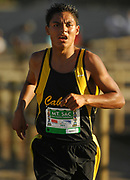 Oct 20, 2006; Walnut, CA, USA; Oscar Torres of Cabrillo places third in the boys Division III sweepstakes race in 15:55 over the 2.91-mile course in the 59th Mt. San Antonio College Cross Country Invitational.
