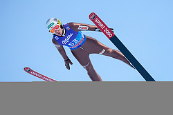 31.12.2017, Olympiaschanze, Garmisch Partenkirchen, GER, FIS Weltcup Ski Sprung, Vierschanzentournee, Garmisch Partenkirchen, Qualifikation, im Bild Stefan Hula (POL) // Stefan Hula of Poland during his Qualification Jump for the Four Hills Tournament of FIS Ski Jumping World Cup at the Olympiaschanze in Garmisch Partenkirchen, Germany on 2017/12/31. EXPA Pictures © 2017, PhotoCredit: EXPA/ Jakob Gruber
