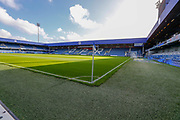 General View of Loftus Road during the EFL Sky Bet Championship match between Queens Park Rangers and Brentford at the Loftus Road Stadium, London, England on 10 November 2018.