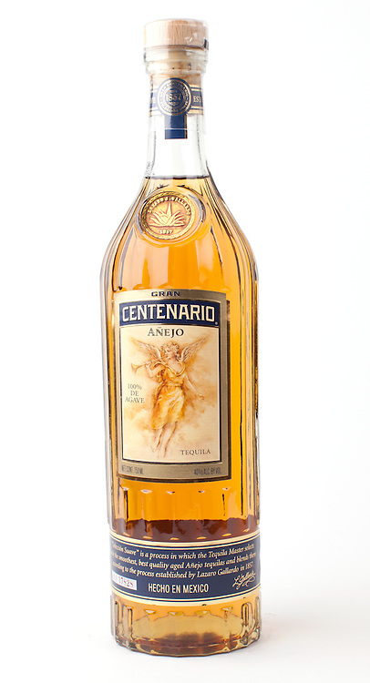 Gran Centenario anejo -- Image originally appeared in the Tequila Matchmaker: http://tequilamatchmaker.com