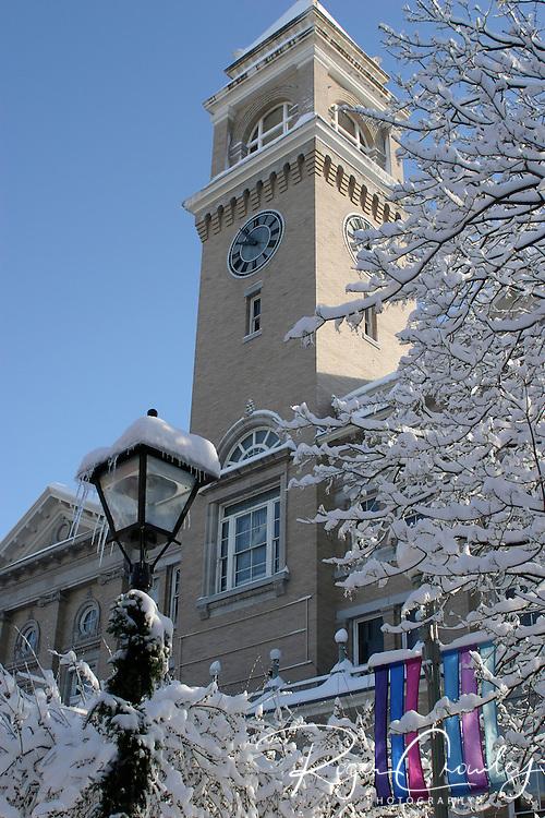 City Hall - Montpelier, Vermont