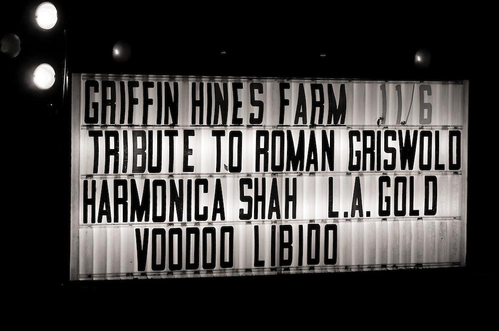 Hines Farm Blues Club - 11.06.10