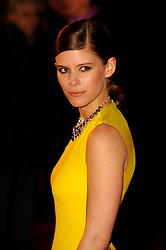 Kate Mara during The House of Cards TV premiere held at Odeon London, England, January 17, 2013. Photo by Chris Joseph / i-Images.