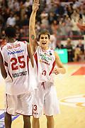 DESCRIZIONE : Pistoia Lega serie A 2013/14  Giorgio Tesi Group Pistoia Pesaro<br /> GIOCATORE : RICCARDO CORTESE<br /> CATEGORIA : esultanza mani<br /> SQUADRA : Giorgio Tesi Group Pistoia<br /> EVENTO : Campionato Lega Serie A 2013-2014<br /> GARA : Giorgio Tesi Group Pistoia Pesaro Basket<br /> DATA : 24/11/2013<br /> SPORT : Pallacanestro<br /> AUTORE : Agenzia Ciamillo-Castoria/M.Greco<br /> Galleria : Lega Seria A 2013-2014<br /> Fotonotizia : Pistoia  Lega serie A 2013/14 Giorgio  Tesi Group Pistoia Pesaro Basket<br /> Predefinita :