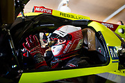 October 5-7, 2017: Motul Petit Le Mans 2017. 13 Rebellion Racing, Oreca, Mathias Beche